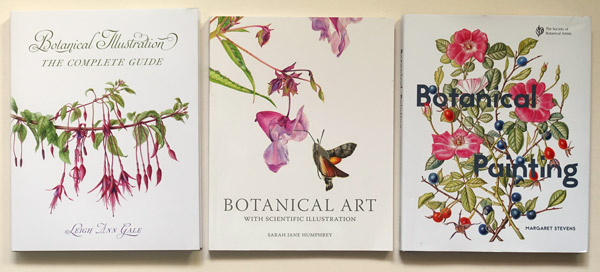 Making A Mark Three Book Reviews About Botanical Art And Illustration