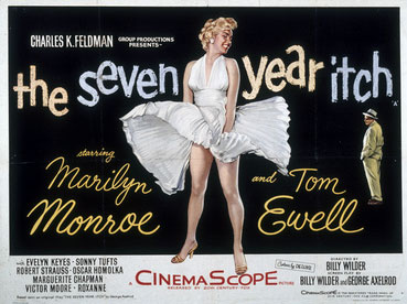 Love Those Classic Movies!!!: The Seven Year Itch: Marilyn ...