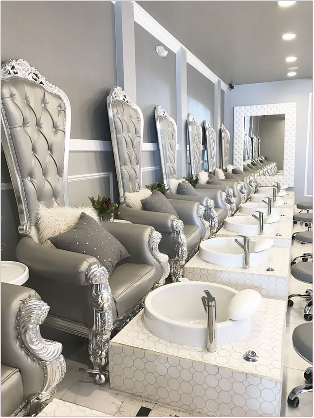 Nail Salon Design Ideas - Nails Magazine