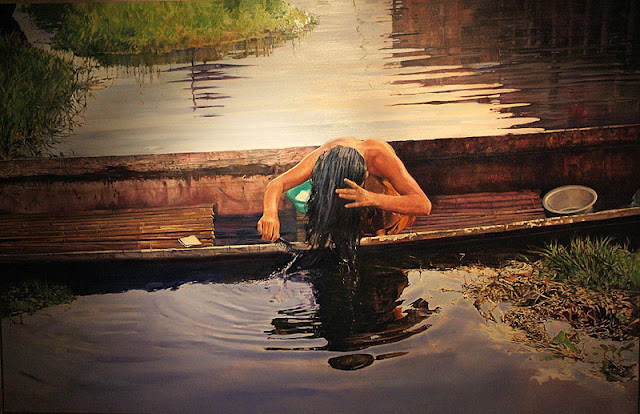 Awesome Paintings by 'Jose Luis Fuentetaja'