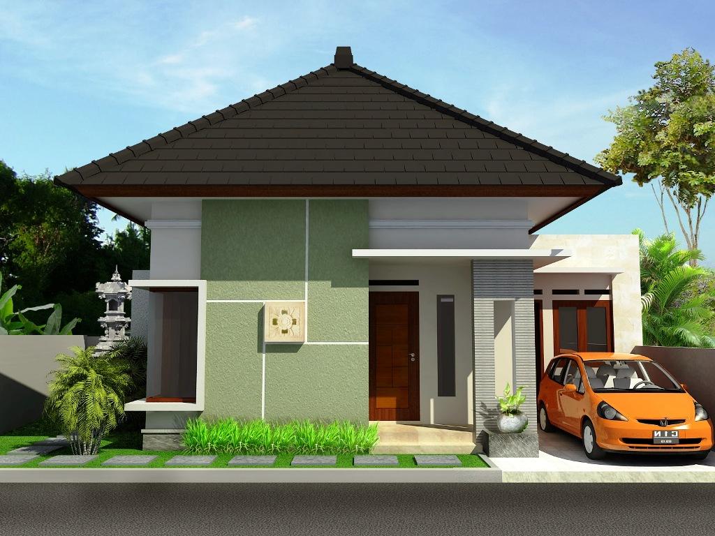 Foto Rumah Mewah Minimalis 1 Lantai Desain Rumah Minimalis