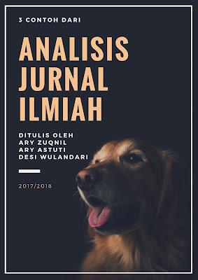 Contoh Analisis Jurnal Ilmiah
