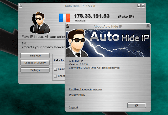 Auto Hide IP 5 crack download