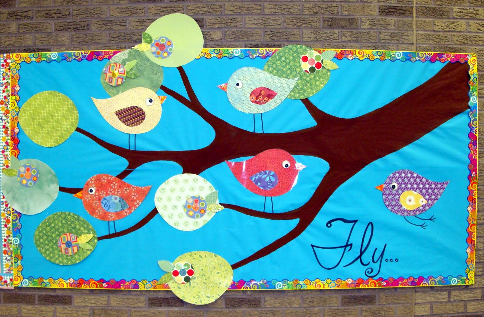 Spring Bulletin Board Ideas New Year Craft Ideas For Kindergarten