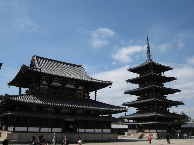 Templi di Hōryū-ji
