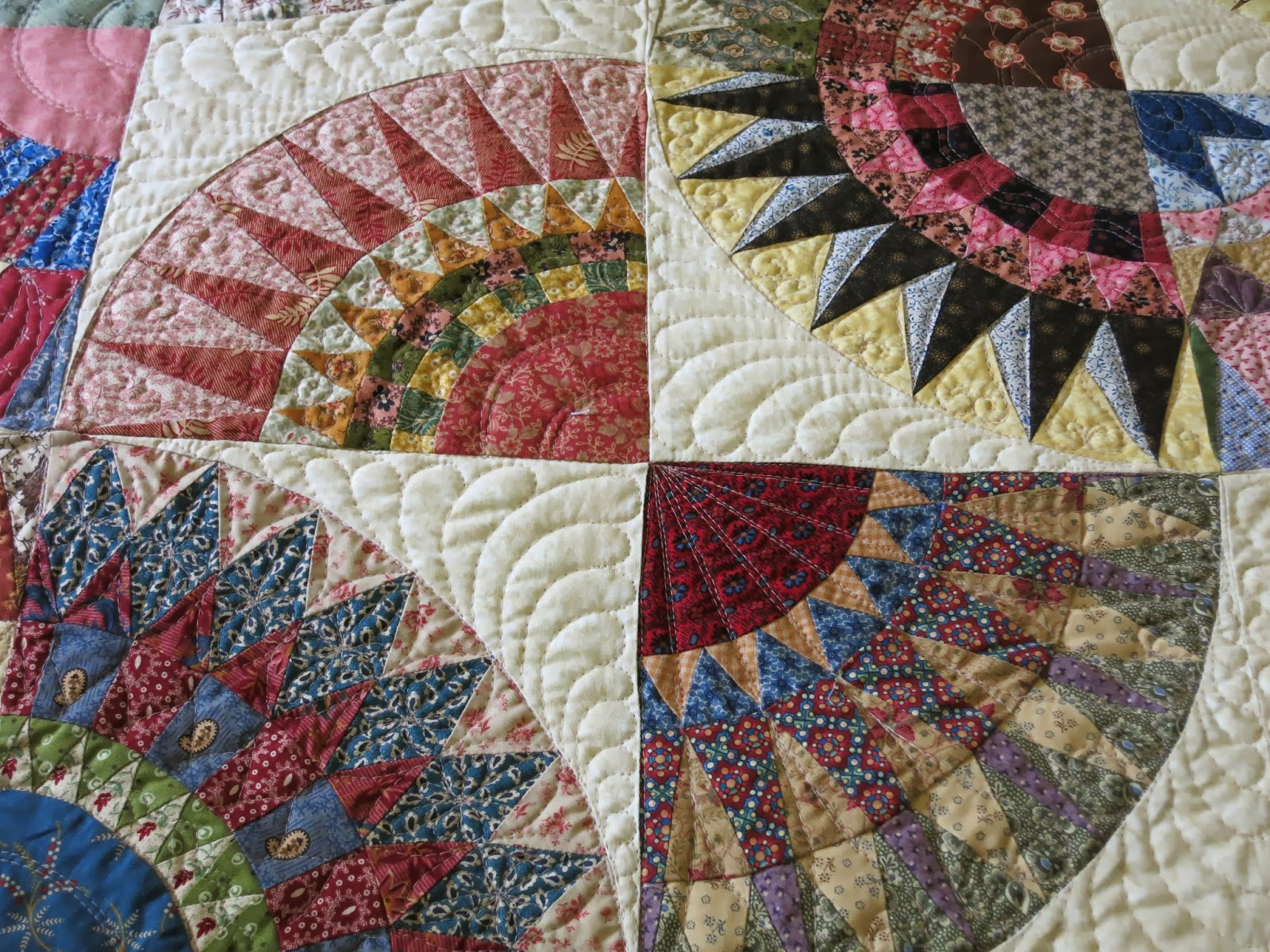 Katrina S Quilting Ann Mulvany Beautiful Quilt