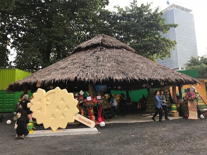 Durian BB Park 榴槤BB 四季果園
