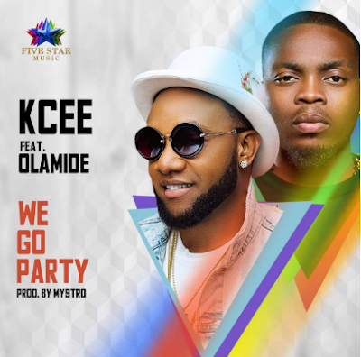 Kcee Olamide We Go Party