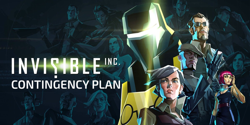 Invisible Inc Download Poster