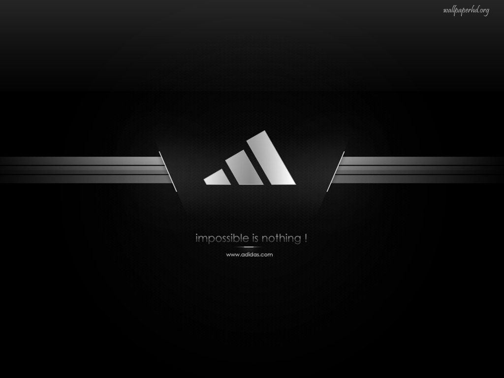 Wallpapers Logo Wallpapers Black Adidas Logo