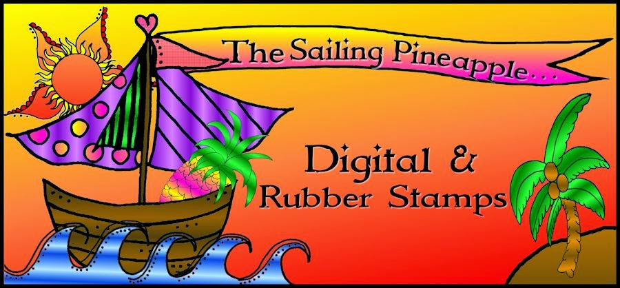 The Sailing Pineapple