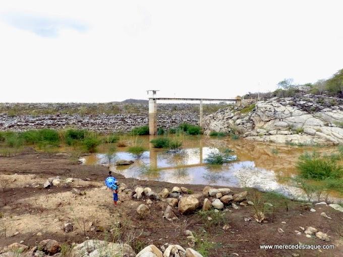 Açude de Poço fundo aparece na lista de barragens com alto risco de rompimento