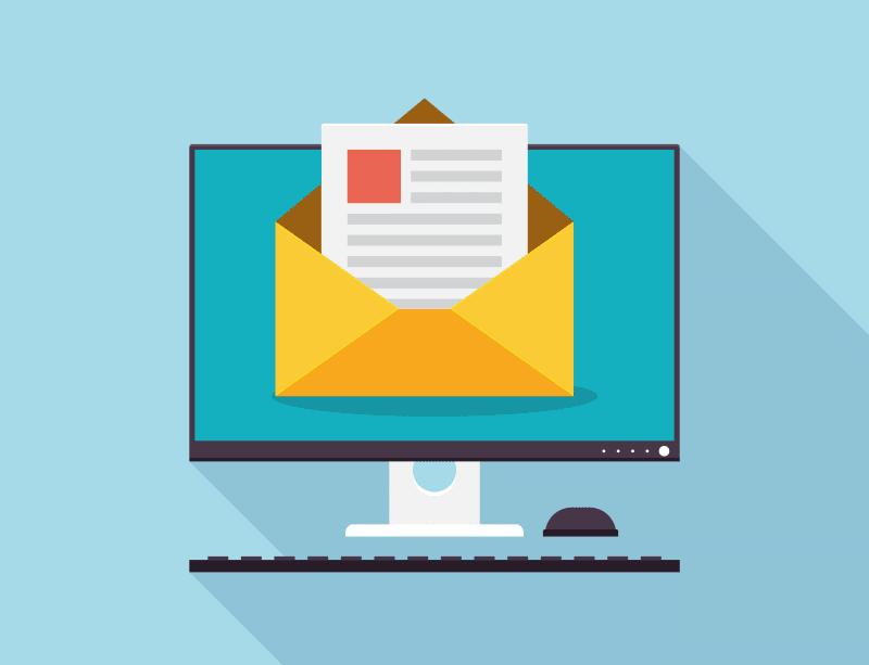 E-mail Lista de suscriptores