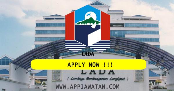 Jawatan Kosong Lembaga Pembangunan Langkawi (LADA) - 31 Oktober 2018
