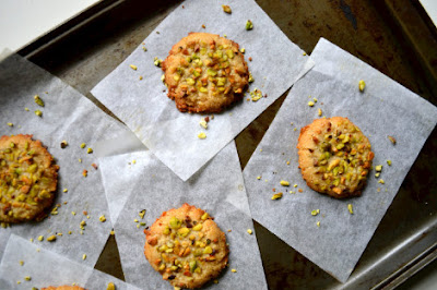 These flourless cookies embody some of the best flavours of the Middle East and are made Orange Blossom Tahini Cookies Recipe