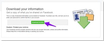 Cara Mengambil Cadangan Akun Twitter dan Facebook Anda di Android,11