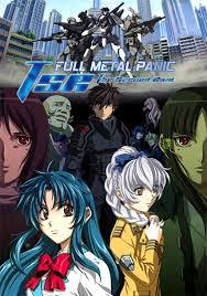 Full Metal Panic! The Second Raid Ova - Full Metal Panic! The Ss2 Ova 2012 Poster