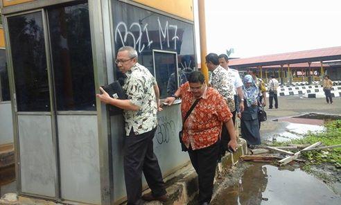 Anggota Komisi V DPR RI Tinjau Terminal Jatijajar