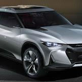 Chevrolet FNR-X Concept Debut in shanghai auto show 2017