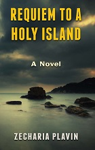 Requiem for a Holy Island by Zecharia Plavin book cover