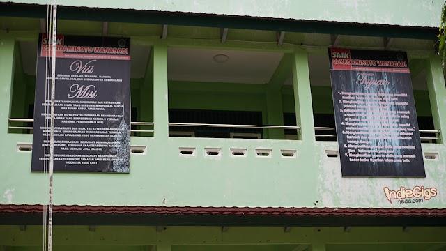Ngobrol Asik Soal Media Bareng Siswa Siswi SMK Cokroaminoto Wanadadi