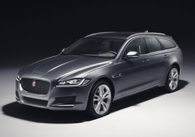 2017 Jaguar XF Sportbrake Diesel Prices