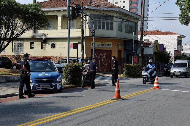 GCM de São Caetano intensifica policiamento com operação Bairro Seguro