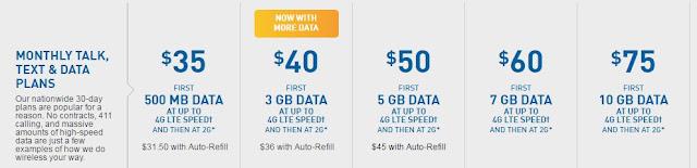 best Net10 unlimited phone data plans