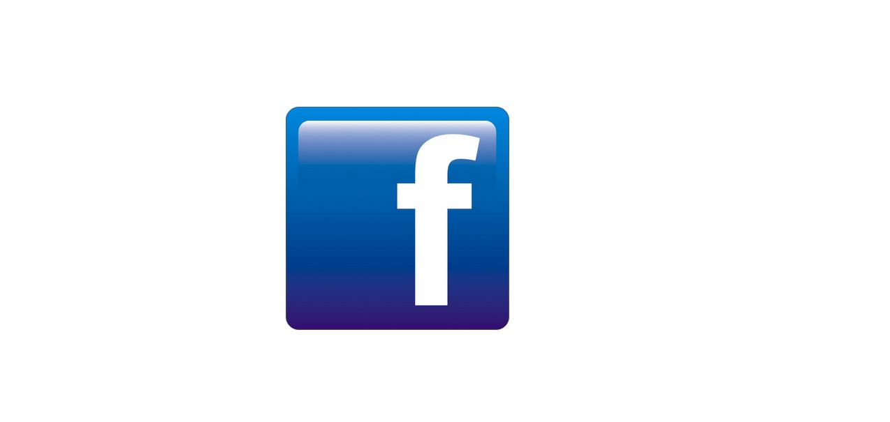 logo facebook corel draw