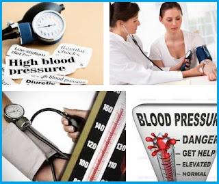 Pengertian Hipertensi (Tekanan darah Tinggi), Gejala, Pembagian Beserta Komplikasi Hipertensi