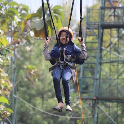 Wisata Alam Bandung di Cantigi Camp