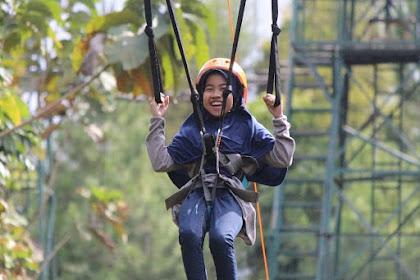 Wisata Alam Bandung di Cantigi Camp, Cileunyi Bandung Timur