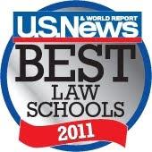 LSAT Blog Choosing Law School USNews Rankings