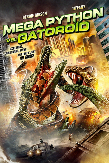 Mega Python vs. Gatoroid (2011) สงครามโคตรพันธุ์เลื้อยคลานสยองโลก