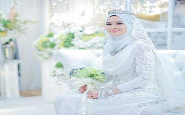 Rias Pengantin Muslim Modern