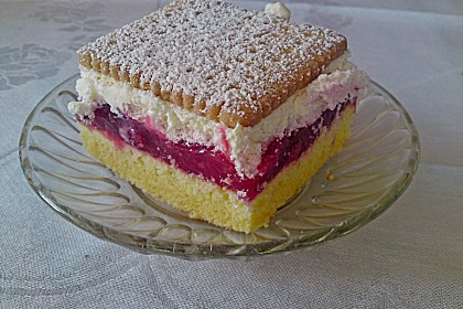 Luckies Rezepte Leckereien Rote Grutze Kuchen