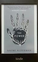 das Cover zeigt eine Hand mit Kraft-Linien
