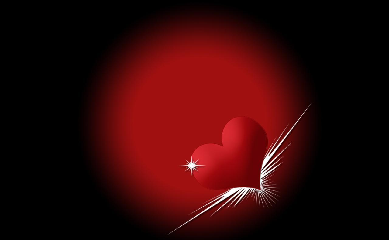 Love Heart Wallpaper | Free Wallpapers