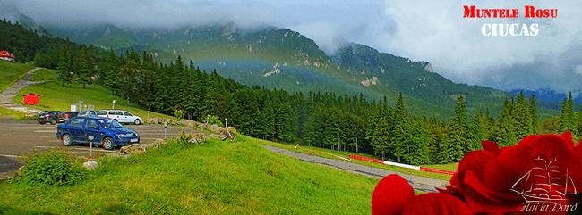 curcubeu muntele rosu ciucas