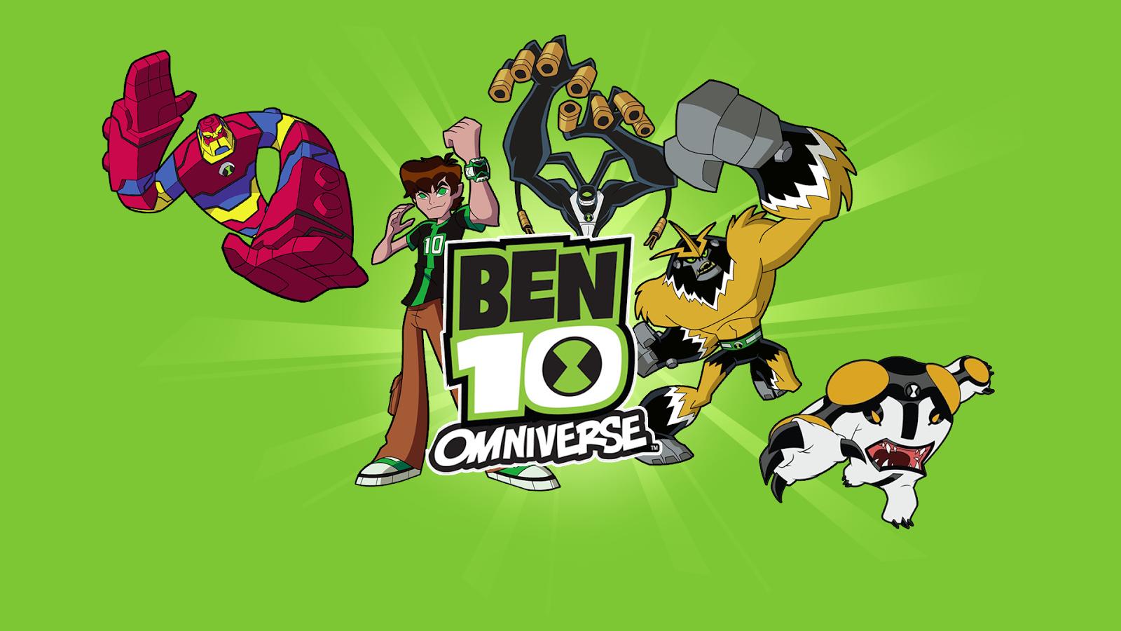 Ver Ben 10: Omniverse Online