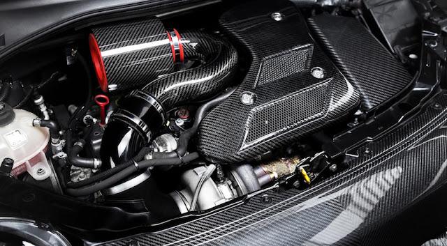 軽自動車並みのサイズで400馬力オーバー!「フィアット500」のカスタム仕様が過激すぎる!