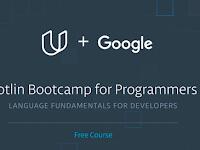 Learn Kotlin Fast with new Kotlin Bootcamp course