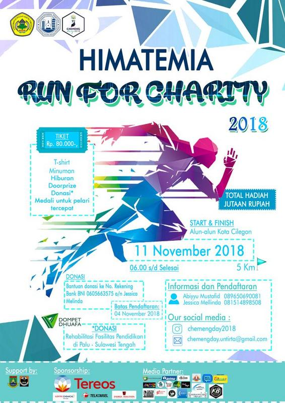 Himatemia Run for Charity • 2018