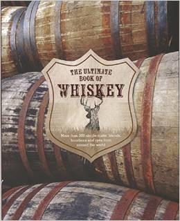 The Ultimate Book of Whiskey cover