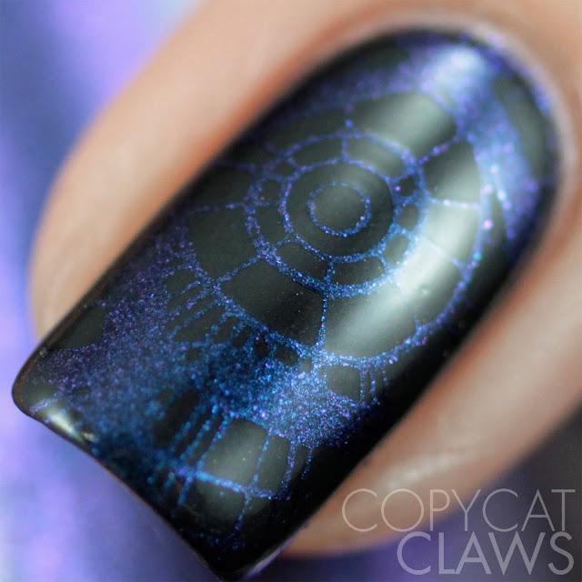 Moonflower Polish Mystique stamping polish
