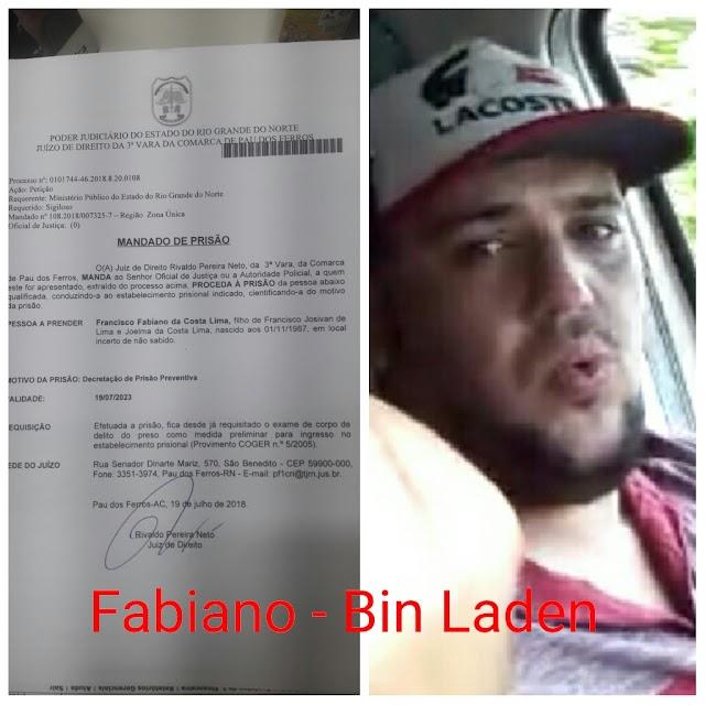 Pauferrense é preso pelo GTO em cumprimento a mandado de prisão