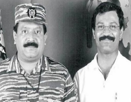 LTTE Political Wing Leader Brigadier S.P.Tamilselvan full documentary