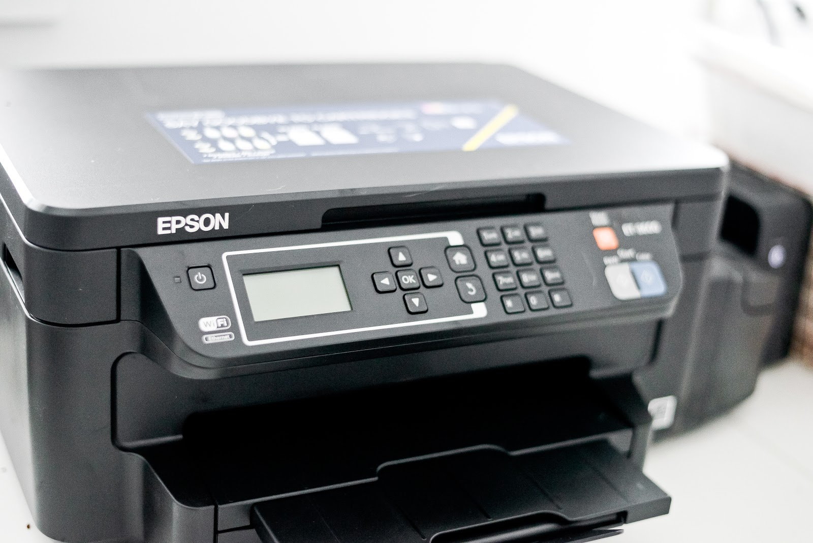 Epson EcoTank ET-3600 3-in-1 inkjet Printer review