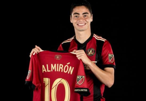 Miguel Almiron Memiliki Penjualan MLS Jersey Terbesar Untuk 2017