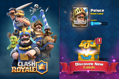 Game Clash Royale APK